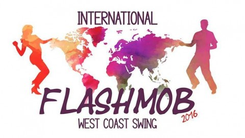 International Flashmob West Coast Swing qu'est ce que c'est ?