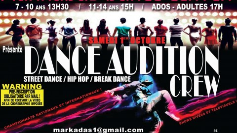 Auditions MDC Crews 2016