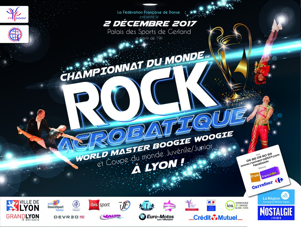 rock acrobatique à lyon