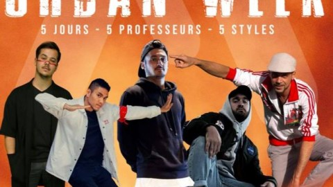 Urban week : stages de hip-hop à Meyzieu