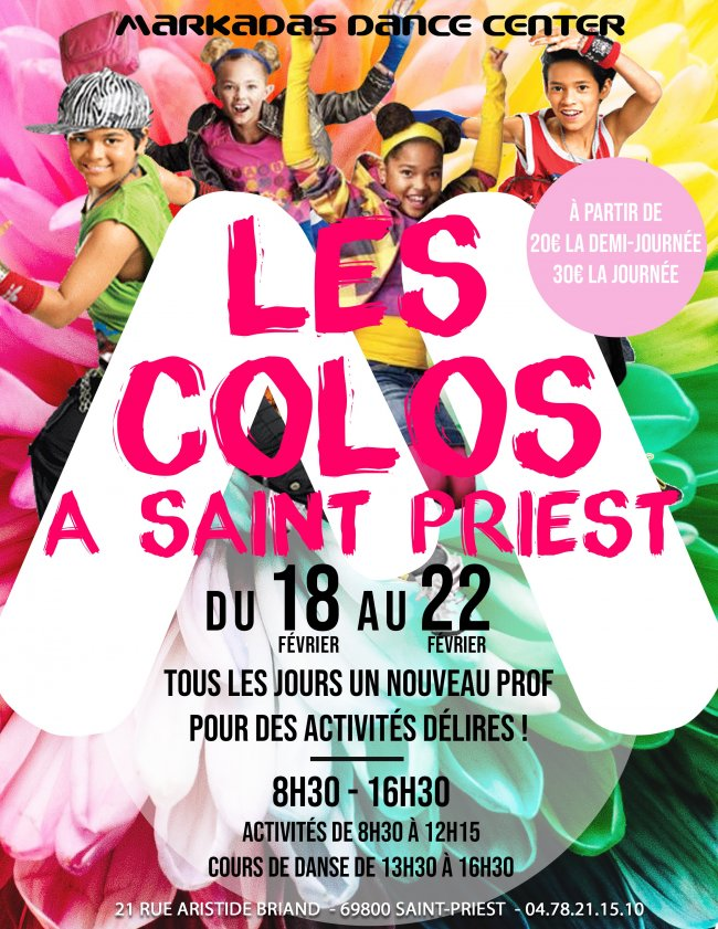 Flyer COLO'M de Saint-Priest - Février